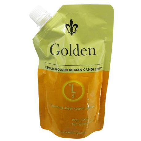 Golden Belgian Candi Syrup 5° L, 1 lb.