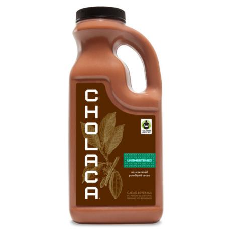 Cholaca Unsweetened Liquid Cacao, 32 oz