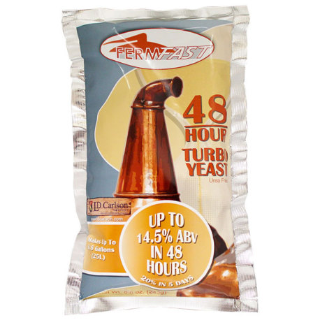 FermFast 48 Hour Turbo Yeast