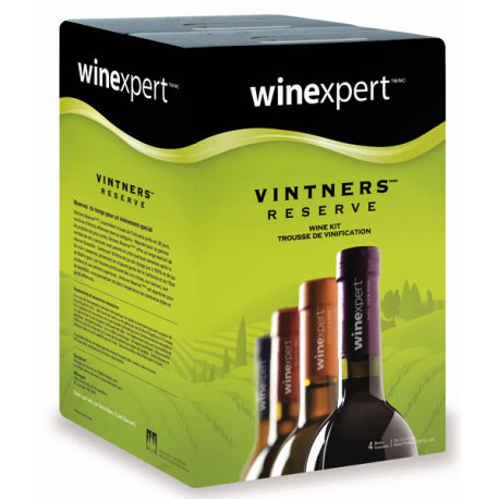 Coastal Red Wine Kit - Winexpert Vintners Reserve