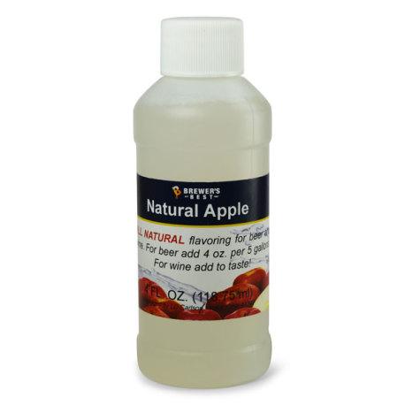 Apple Natural Flavoring, 4 fl oz.