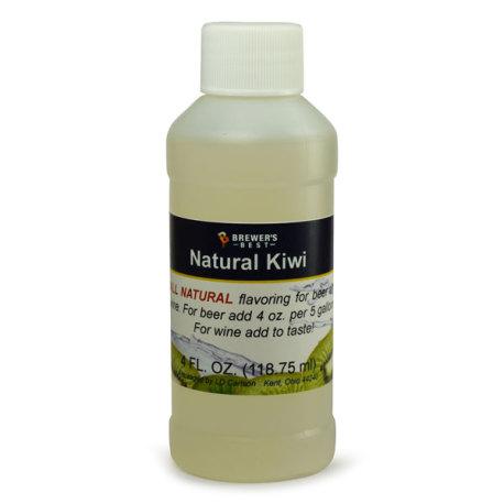 Kiwi Natural Flavoring, 4 fl oz.
