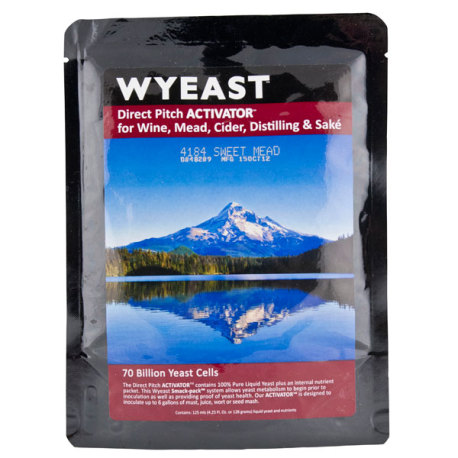 Wyeast 4184 Sweet Mead