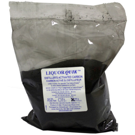 Activated Carbon, 500G