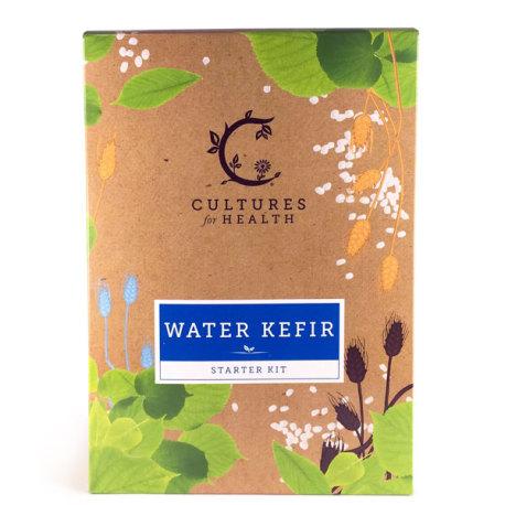 Water Kefir Starter Kit (Vegan)