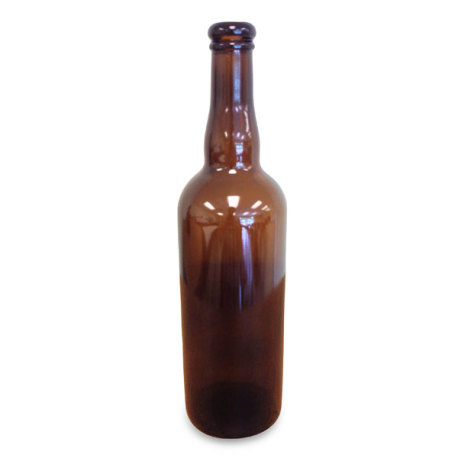 750 mL Belgian Beer Bottles, Cork Finish - Case of 12
