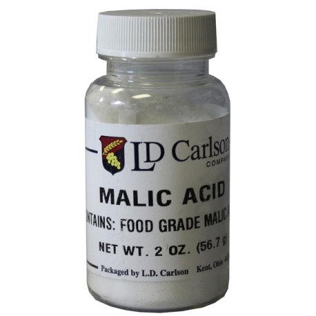 Malic Acid, 2 oz