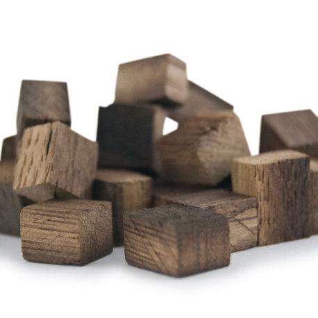 French Oak Cubes Medium Toast, 3 oz.