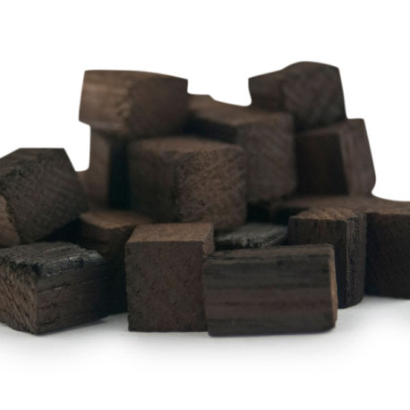 American Oak Cubes Heavy Toast, 3 oz.
