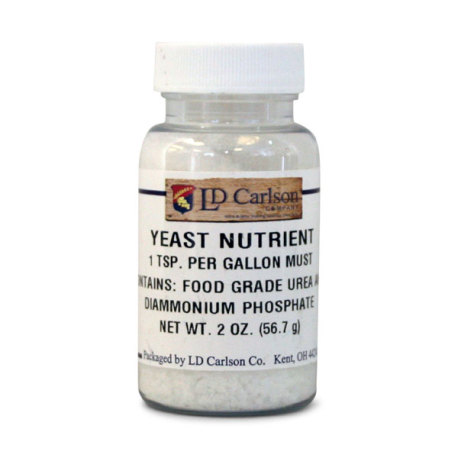 Yeast Nutrient, 2 oz