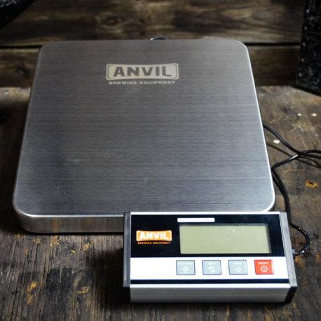 Anvil Large Grain Scale