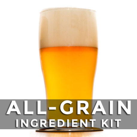 BrewBQ Pale Ale All-Grain Kit