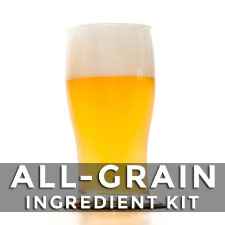 Honey Lager All-Grain Kit