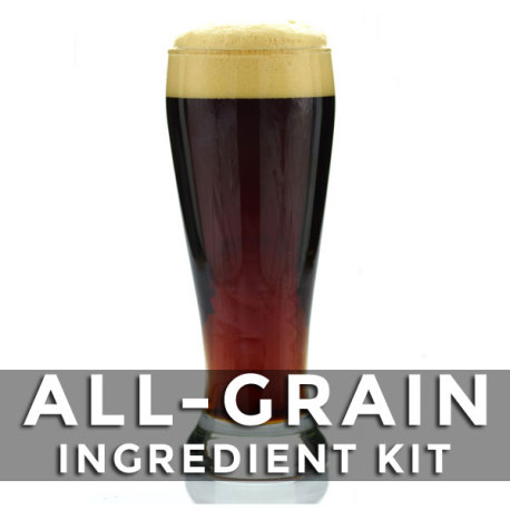 Nutcase Brown All-Grain Kit