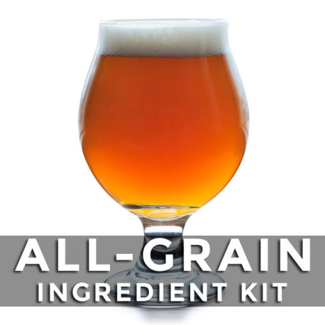 Brain Eater Pale Ale All-Grain Kit