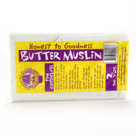 Butter Muslin, 2 Yards