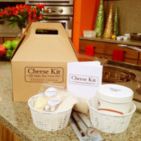 Farmers Cheese Kit