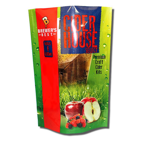 Spiced Apple Cider Ingredient Kit (Cider House Select)