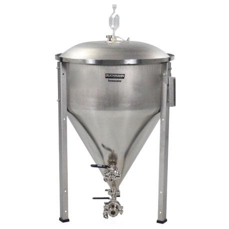 Blichmann 27 Gallon Conical Fermenator Tri Clamp Fittings