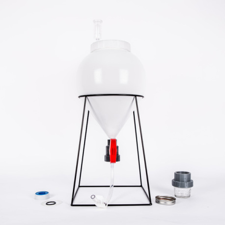 FastFerment 3 Gallon Conical Fermenter
