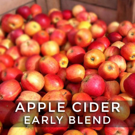 Cider Early Blend, 1 Gallon