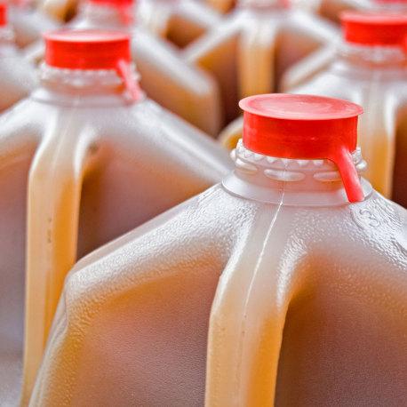 Fresh Apple Cider Fall Blend for Making Hard Cider - 1 Gallon