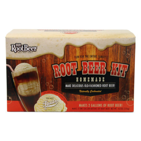 Mr. Root Beer
