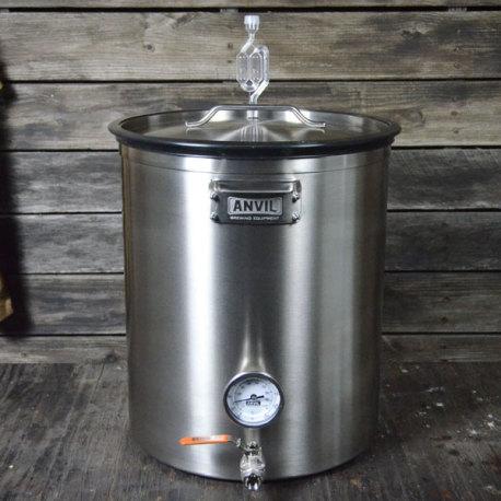 Anvil Ferment In A Kettle Fiak 20 Gallon