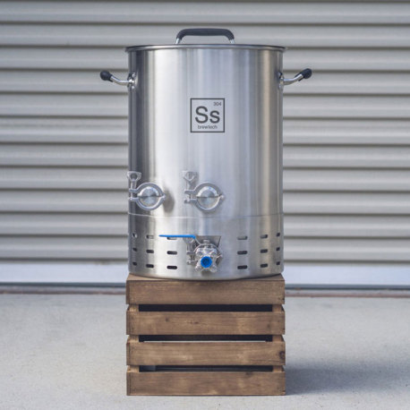 10 Gallon SS Brewtech Kettle - Brewmaster Edition