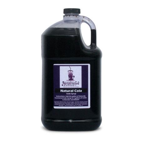 Cola Soda Syrup, 1 Gallon