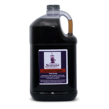 Caramel Apple Soda Syrup, 1 Gallon
