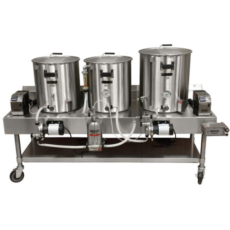 Blichmann 10 Gallon Turnkey Electric System