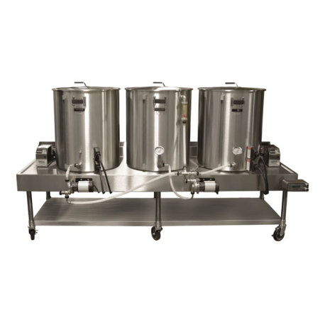 1 BBL Blichmann Electric Pro Turnkey Brewing System