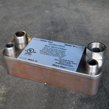 Duda Diesel Plate Chiller (20 Plate)