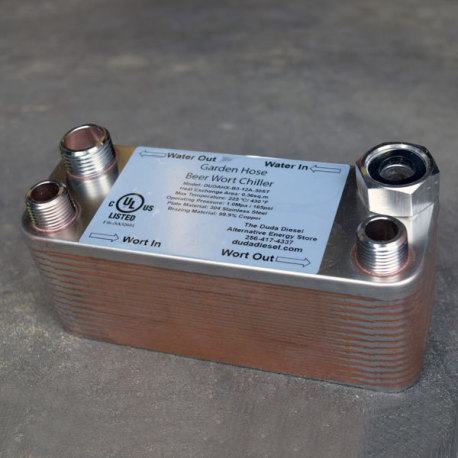 Duda Diesel Plate Chiller (30 Plate)