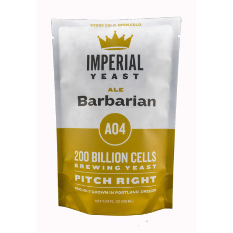 A04 Barbarian - Imperial Organic Yeast