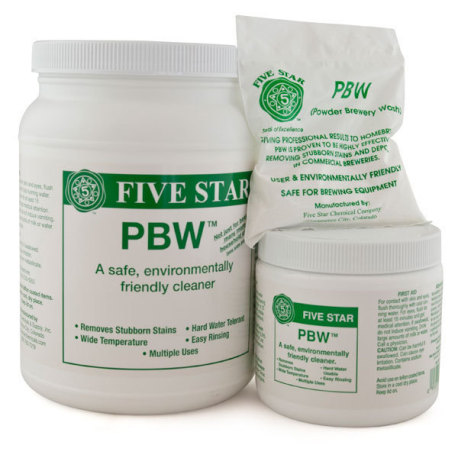 PBW - Powdered Brewery Wash