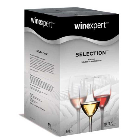 Argentine Malbec with Grape Skins Wine Kit - Winexpert Selection