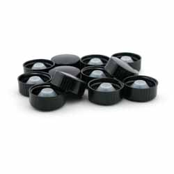 28mm Poly. Screw Cap for 750ml, package of 12
