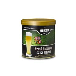 Grand Bohemian Czech Pilsner, Mr. Beer