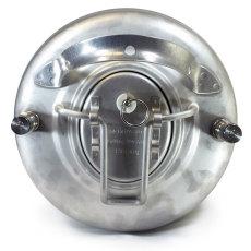 NEW 5 Gallon Ball Lock Corny Keg - Single Handle Top