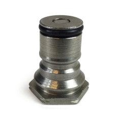 Ball Lock Tank Plug Assembly - Gas (Firestone)