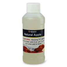 Apple Natural Flavoring, 4 fl oz.