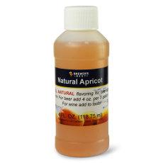 Apricot Natural Flavoring, 4 fl oz.