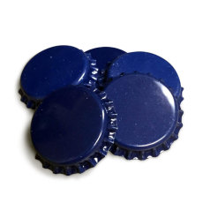 Blue Crown Caps O2 Barrier, 144 ct.