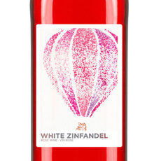 White Zinfandel Self Adhesive Wine Labels, pkg of 30