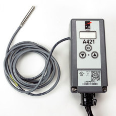 Johnson Controls A421 Digital Temperature Controller