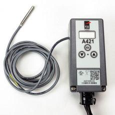 Johnson Controls A421 Digital Temperature Controller