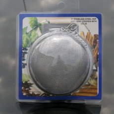 Hop Ball, stainless, 3 in. with Chain_3