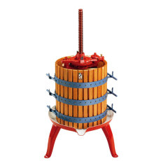 Italian Fruit Press, #25 - 50 lb Capacity